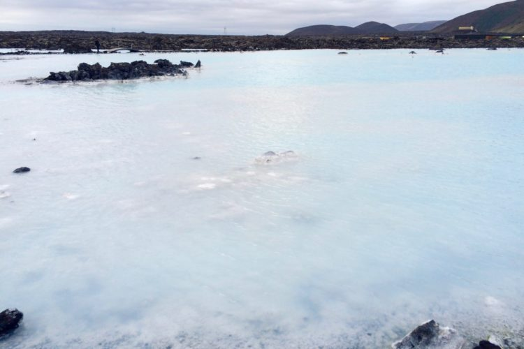 "The Blue Lagoon And That Whole ""naked Showering"" Thing."