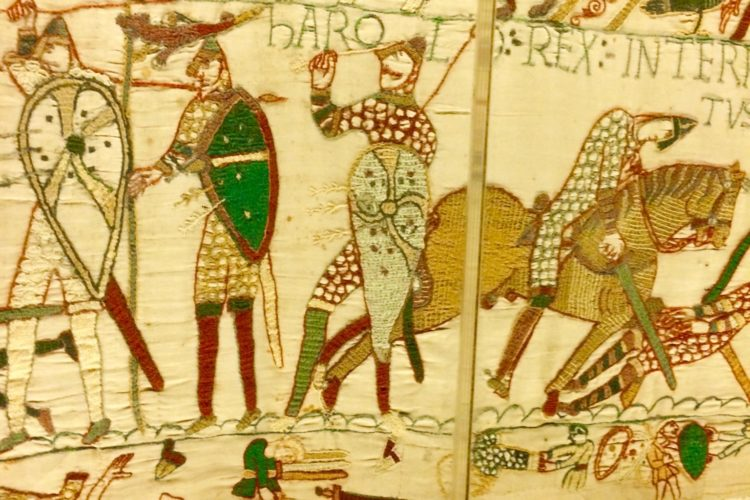 Art, Propaganda, And History: Visiting The Bayeux Tapestry